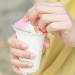 Йогурт без сахара