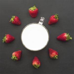 Низкокалорийные йогурты