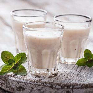 Веганский йогурт